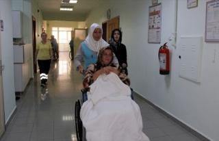 Bozkurt Devlet Hastanesinde Gerçek Gibi Tatbikat