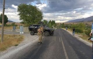 PKK'ya Yönelik Operasyon Devam Ediyor