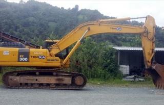Diyarbakır'ın İş Makineleri Hopa'da