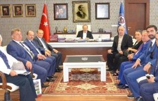 Trabzon Dernekler Federasyon Başkanı Demir'den...
