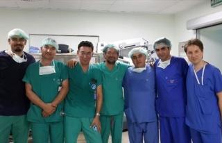 Kütahya'da Lazerle Bel Fıtığı Ameliyatı