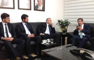 Bakan Ertuğruloğlu, Mdto Yönetiminden Destek İstedi