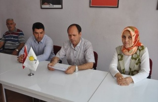 Bozüyük'te AK Parti Toplantısı