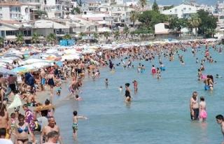 Altınkum Plajı'nda Ağustos Bereketi
