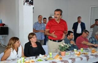 Başkan Çetin'den İşçiye Güvence