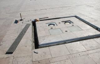 Didim'de Kent Meydanı Yeniden Bakıma Aldı