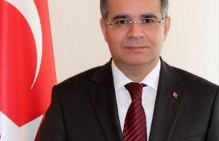 Vali Süleyman Tapsız'ın 30 Ağustos Zafer Bayramı...