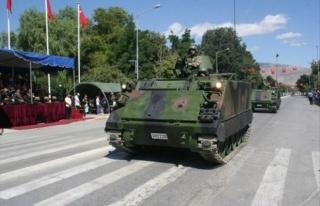 Erzincan'da 30 Ağustos Töreninin Bir Kısmı İptal...