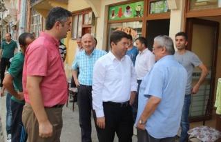 """AK Parti Milletvekili Tunç: """"Kozcağız'a Dev..."""