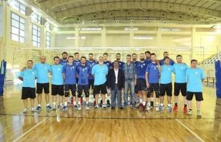 Şahinbey Belediyesi Voleybol Takımı Yeni Sezon...