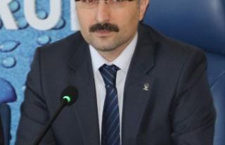 AK Parti İl Başkanı Rumi Bekiroğlu;