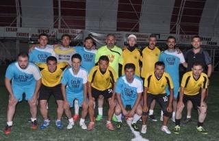Halı Saha Turnuvasının Şampiyonu Korkuteli Belediyesi