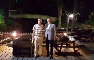 Başbakan Davutoğlu'nun Kardeşi Mustafa Davutoğlu...