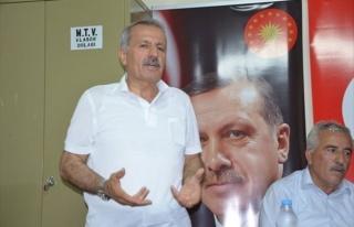 AK Parti Pütürge İlçe Danışma Toplantısı Yapıldı