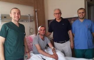 Dodurga Belde Belediye Başkanı Tuna Beyin Ameliyatı...