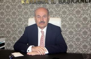 Milletvekili Kahveci'den 30 Ağustos Zafer Bayramı...