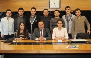 Uosb Başkanı Ali Yıldırım`dan, Geleceğin Tekstilcilerine...