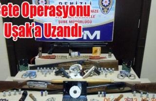 Organize Suç Örgütlerine Darbe: 30 Gözaltı