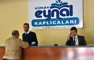 SİMAV EYNAL 2013'DE 500 BİN TURİSTİ AĞIRLADI