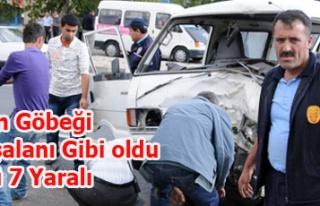 ŞEHRİN ORTASI SAVAŞALANI GİBİ OLDU 1 ÖLÜ 7...