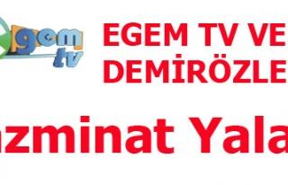 EGEM TV DEN 500 MİLYARLIK YALAN