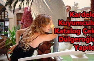 KARDELEN KUYUMCULUK KATALOG ÇEKİMLERİ DÜLGEROĞLU...