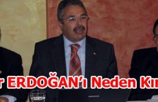 ALPER ERDOĞAN'I NEDEN KINADI?