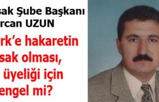 Atatürk'e hakaretin yasak olması, AB üyeliği...