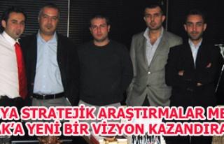 AFRASYA STRATEJİK ARAŞTIRMALAR MERKEZİ UŞAK'A...