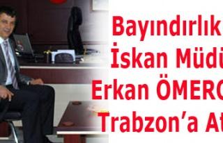 Bayındırlık ve İskan Müdür Erkan ÖMEROĞLU...
