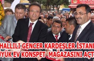 KARAHALLILI GENCER KARDEŞLER İSTANBUL'UN EN BÜYÜK...