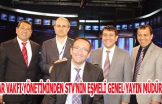 KARAHALLILAR VAKFI YÖNETİMİNDEN STV'NİN EŞMELİ...