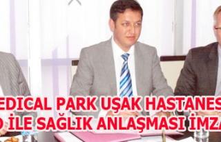 MEDICAL PARK UŞAK HASTANESİ UGİAD İLE SAĞLIK...