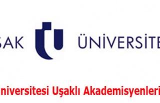 Uşak Üniversitesi Uşaklı Akademisyenleri Arıyor