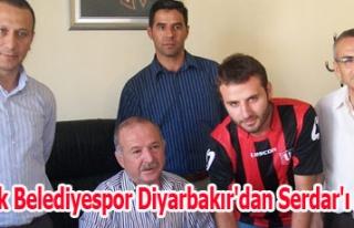 Uşak Belediyespor Diyarbakır'dan Serdar'ı Aldı