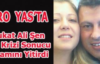 AV. ALİ ŞEN KALP KRİZİNDEN ÖLDÜ
