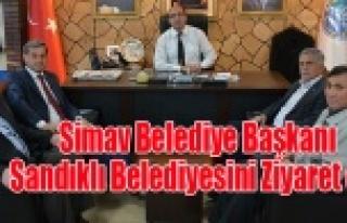 SİMAV VE SANDIKLI BELEDİYE BAŞKANLARI JEOTERMAL'İ...