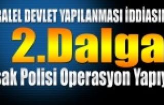 UŞAK'TA 2.DALGA PARALEL YAPI OPERASYONU