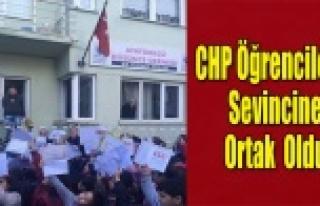 UŞAK CHP, ARA TATİLE GİREN ÖĞRENCİLERİN SEVİNCİNE...