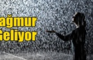 YAĞMUR VE SOĞUK GERİ GELİYOR..