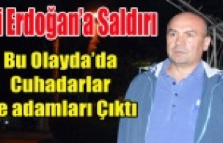 ALİ ERDOĞAN'A SALDIRI CUHADARLARIN ADAMLARI...