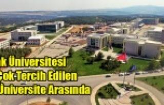 Uşak Üniversitesi En Çok Tercih Edilen İlk 25...