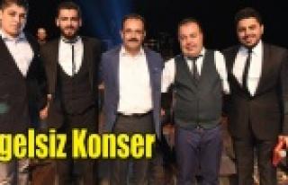 ENGELSİZ KONSER