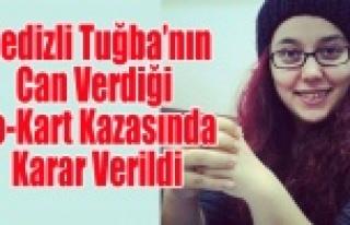 GO-KART KAZASINDA ÖLEN TUĞBA'NIN MAHKEMESİNDE...