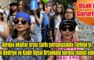 """Schoolovision""da Türkiye'yi Temsil..."