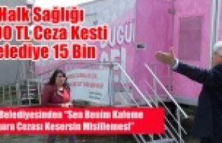 UŞAK BELEDİYESİ İLE HALK SAĞLIĞI ARASINDA SİGARA...