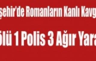 ALAŞEHİR'DE SİLAHLAR KONUŞTU 2 ÖLÜ 3 AĞIR...