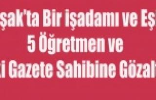 İŞ ADAMI VE EŞİ YÜKLÜ MİKTARDA PARA İLE KAÇARKEN...