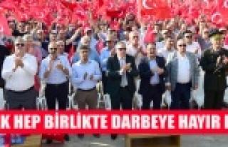 TÜRKİYE'DE MİLYONLAR UŞAK'TA BİNLER...