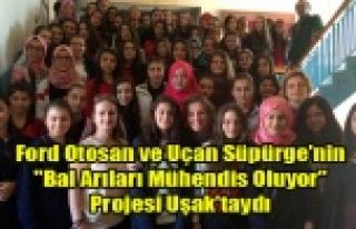 FORD'TAN BAL ARILARI MÜHENDİS OLUYOR PROJESİ...